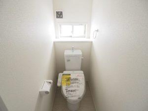 下山町1号棟 1Fトイレ