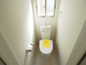 下山町1号棟 2Fトイレ