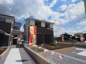 茶屋新田第2 6号棟 外観写真
