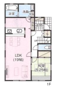 1F室内図面