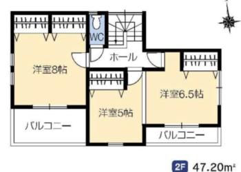 2F 室内写真
