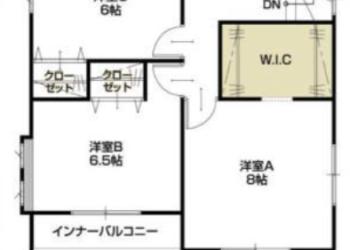 2F室内図面