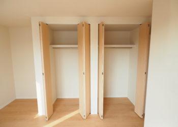 主寝室 収納