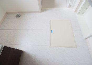 洗面所 床下収納
